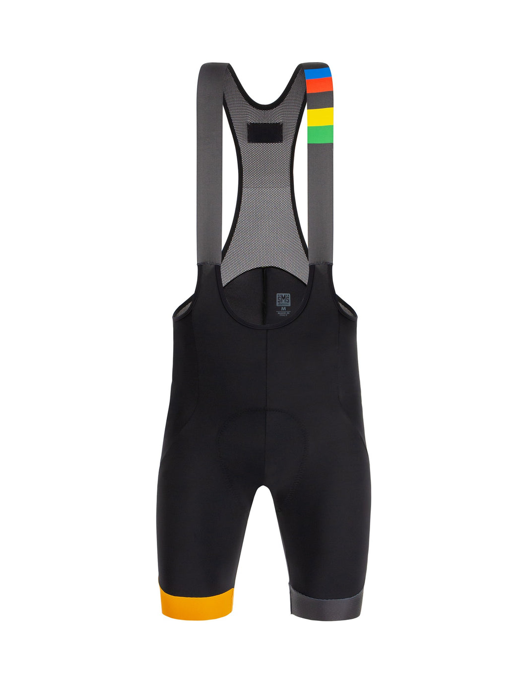 'Eyes on the Prize' Bib Shorts - UCI Collection by Santini | Cento Cycling