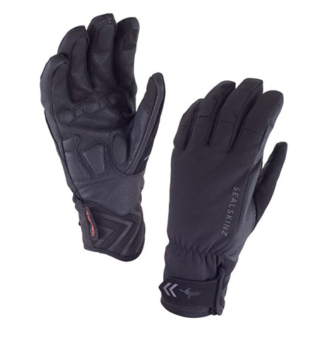 Sealskinz 2018/19 Waterproof Highland Cycling Gloves - winter, black