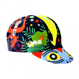Cinelli Cap Collection:  Jungle Zen Cycling CAP