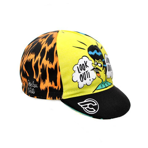 Stevie Gee 'Look Out' Cinelli Cycling Cap
