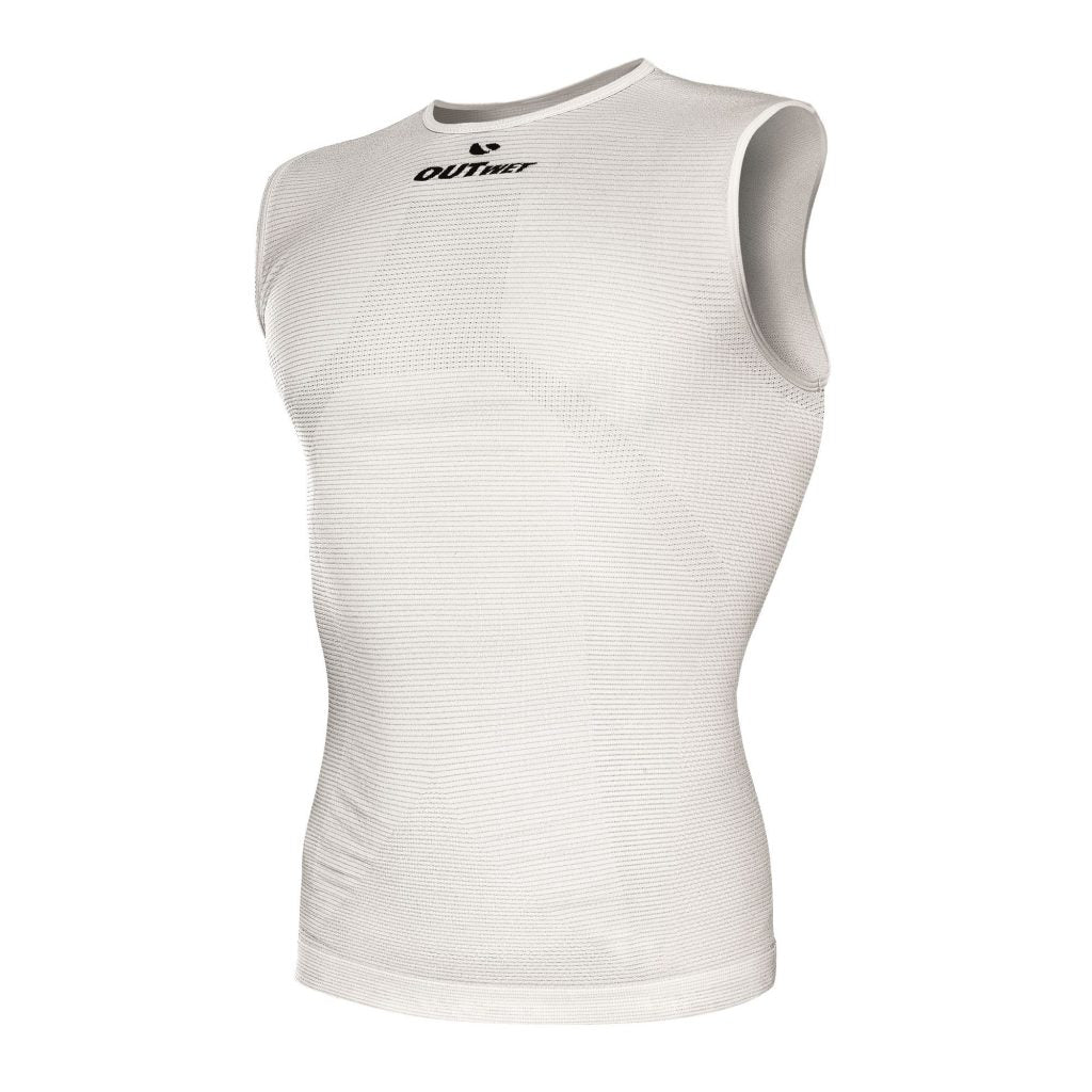 Extreme Carbon 1 Cycling Sleeveless BASE LAYER. Made in Italy by Outwet