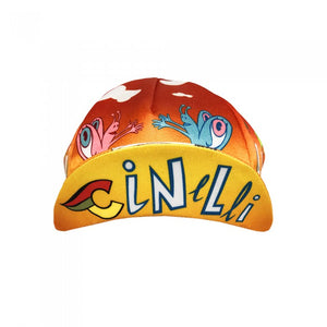 Massimo Giacon 'Hope' Cinelli Cycling Cap | Cento Cycling