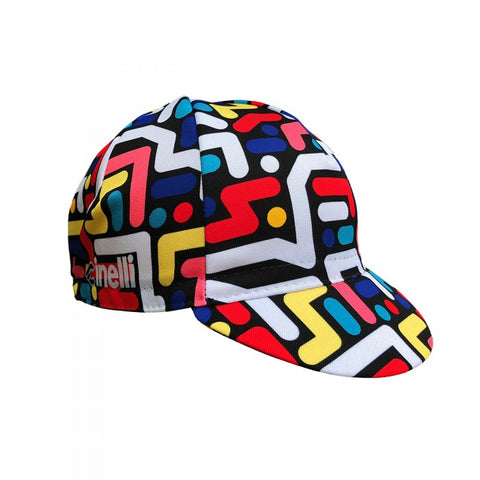 Cinelli Cap Collection: YOON HYUP X CINELLI: CITY LIGHTS Cycling Cap