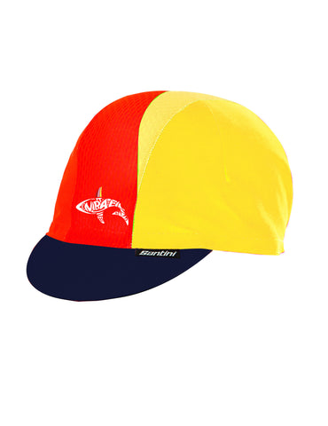 2020 Vincenzo Nibali 'Shark' Special Edition Cycling Cap by Santini