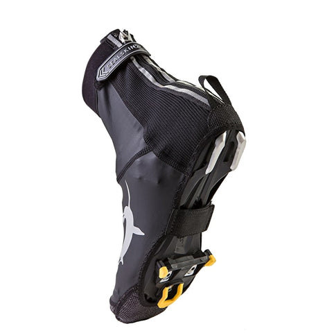 2018/19 SealSkinz Windproof Cycling Lightweight Overshoe/Booties/Shoe covers- black