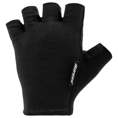 2021 Cubo Summer Cycling Gloves in Black by Santini | Cento Cycling