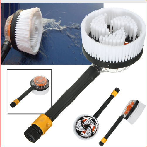 Car Accessories Car Truck Vehicle Wash Brush Automatic Rotation Car Truck Vehicle Cleaner