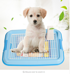 Pet Toilet for Dogs Cat Animals Lattice Dog Toilet Pet Shop Clean Goods for Small Dogs Puppy Pet Supplies Dogs Pets Accessories
