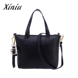 Xiniu Bag Women Bag Ladies Fashion Handbag Crossbody Shoulder Bag Small Tote Women Messenger Bags bolsa feminina para mujer#YHYW