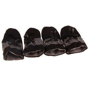 6x5cm pet products 2017 dogs and cats Anti-slip Shoes mascotas cachorro roupa