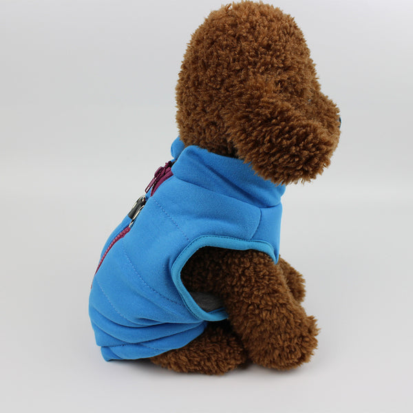 Pet Dog Cat Puppy Winter Warm Clothing  Costume Jacket Coat Apparel