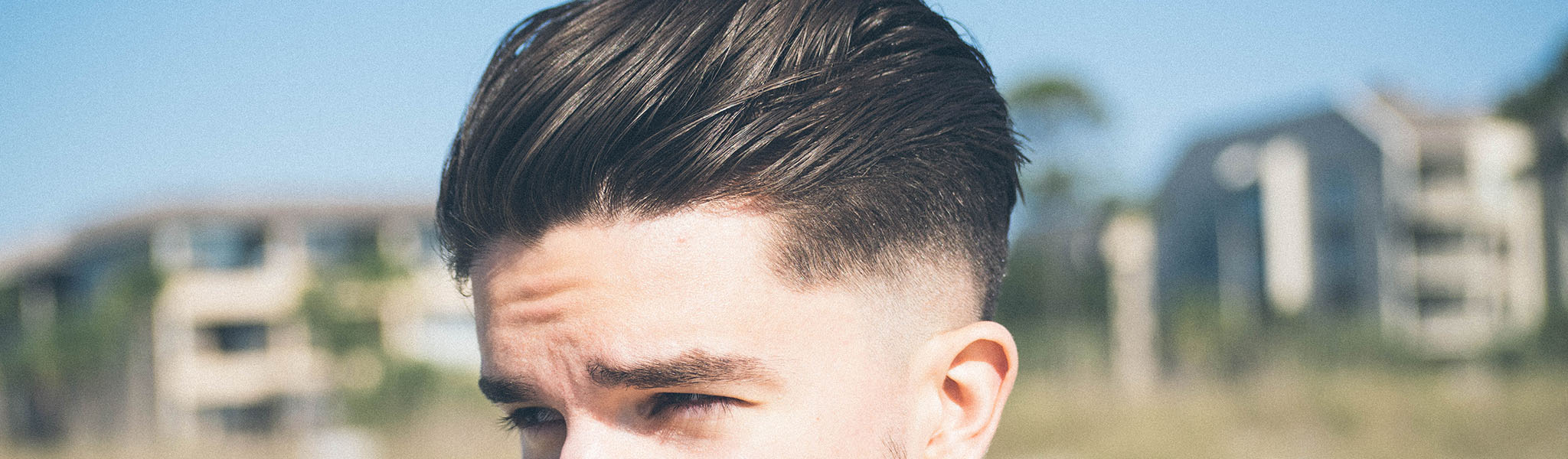 MEN'S HAIR TRENDS FOR SUMMER 2017