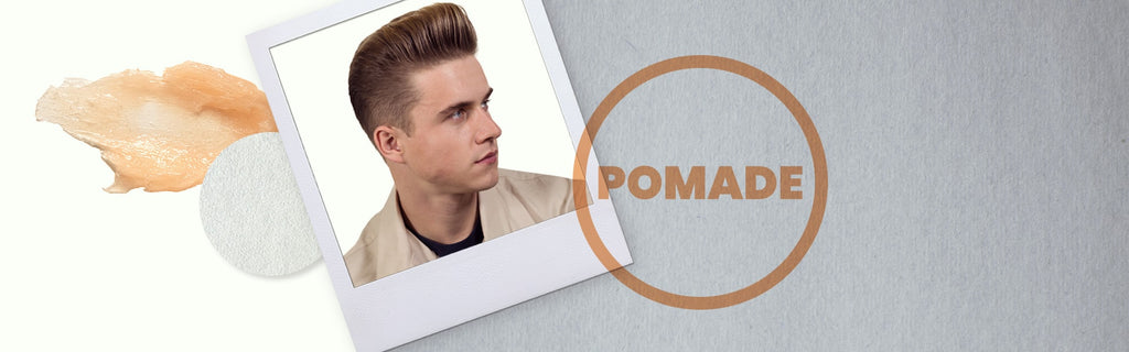 Pomade, Modify pomade, heavymade, hanz de fuko, how to style, mens hair, mens hair styling