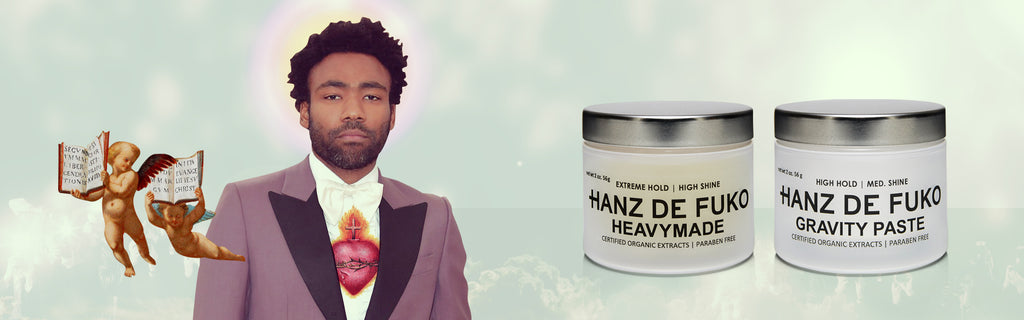 Donald Glover: The Met Men: Holy Hair