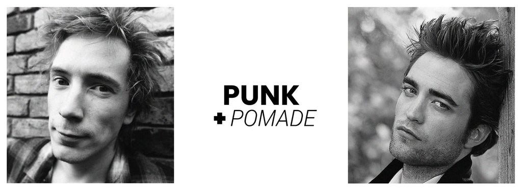 Punk to Pomade: Quicksand, Claymation, Heavymade, Gel Triq