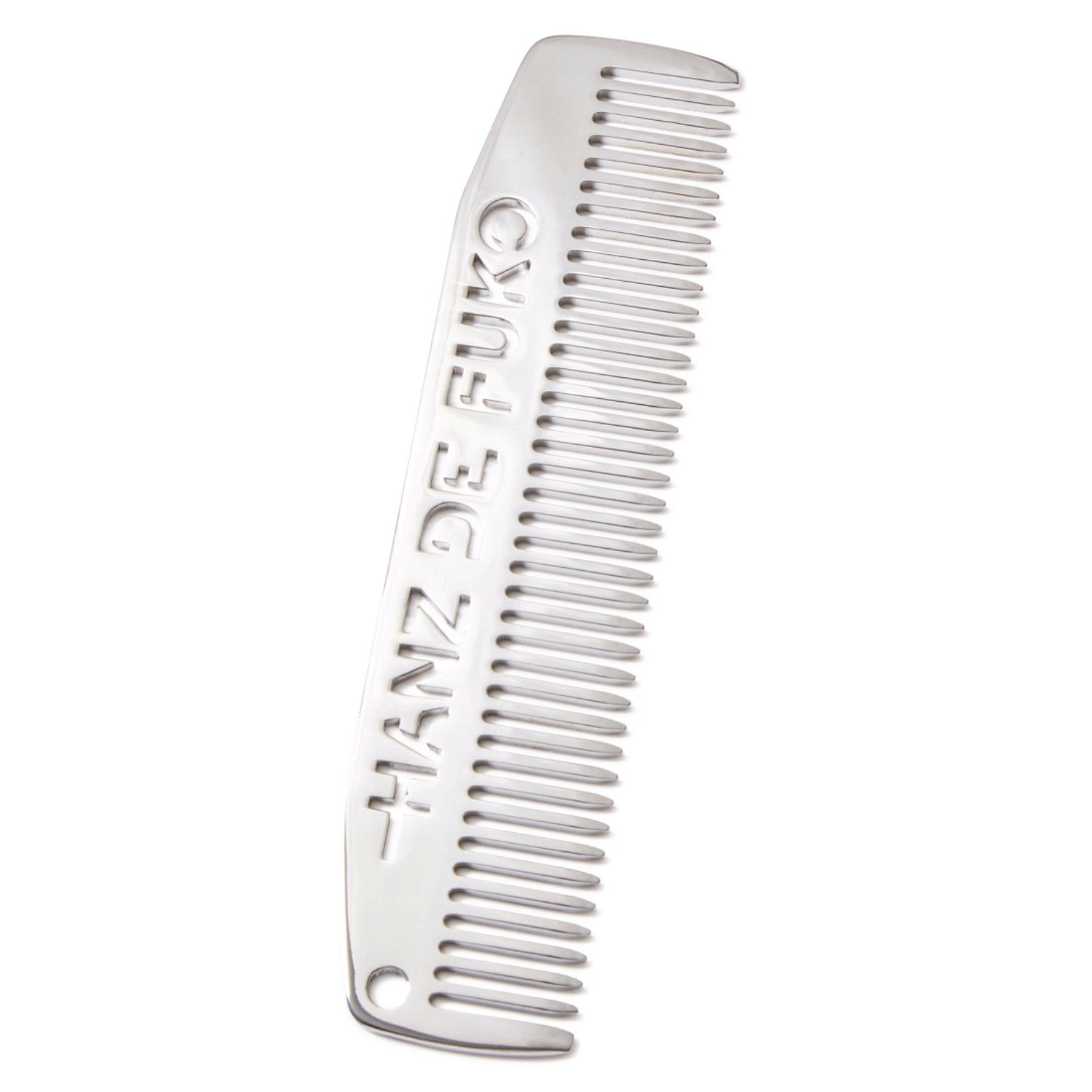 CHROME STEEL COMB