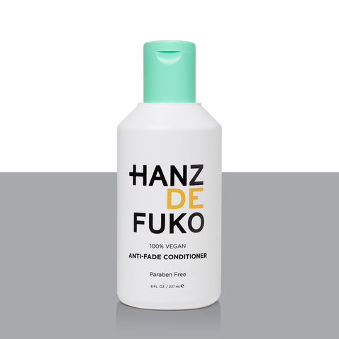 ANTI-FADE SHAMPOO + CONDITIONER