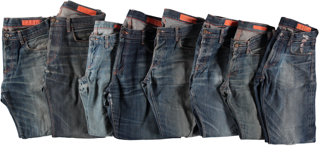 Do your jeans need a wash?
