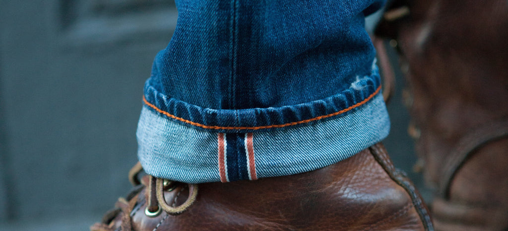 Jean Shop Selvedge