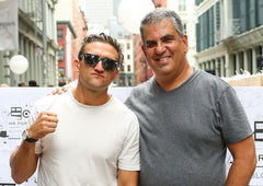 Eric Goldstein and Casey Neistat