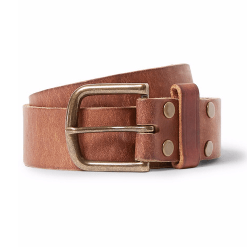 J/S Leather Belt - Jean Shop NYC