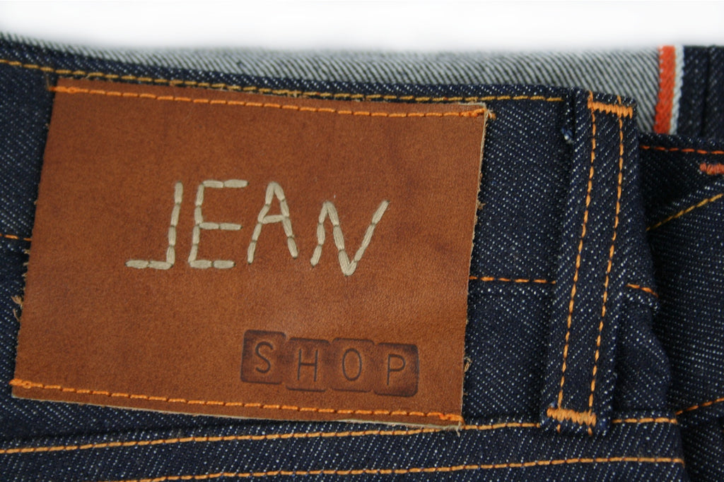 Bowie, Raw Indigo (A) - Jean Shop NYC