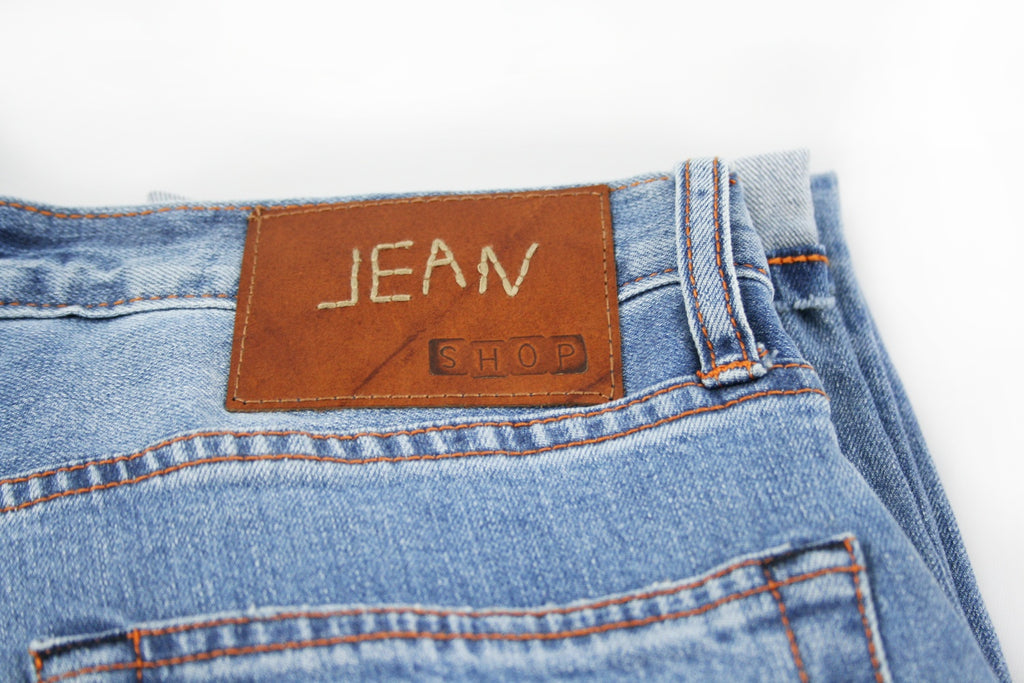 Jim Stretch, Broome - Jean Shop NYC
