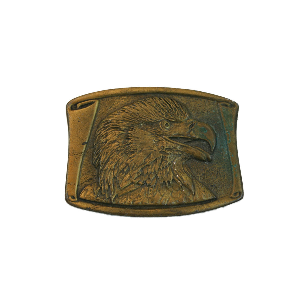 Vintage Belt Buckle - Jean Shop NYC