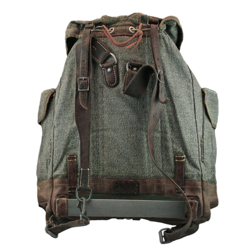 Vintage Swiss Military Backpack - Jean Shop NYC