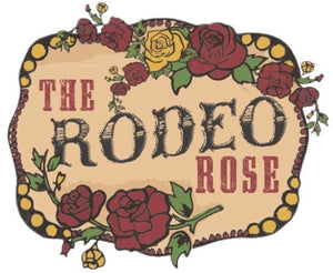 The Rodeo Rose Cowgirl Leather work