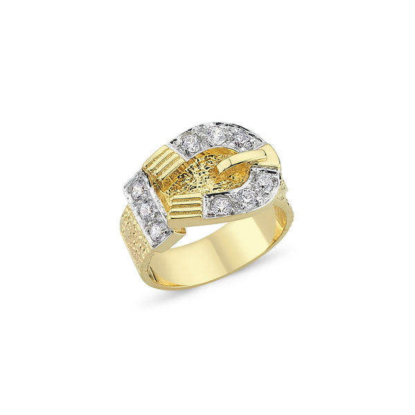 9CT GOLD BABY/KIDS RING
