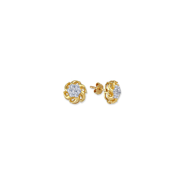 9CT GOLD STUDS