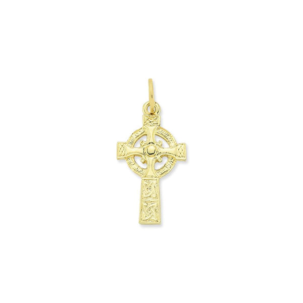 9CT GOLD CROSSES