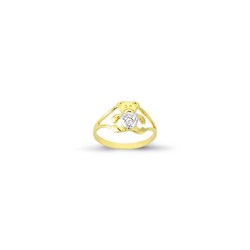 9CT GOLD BABY RINGS