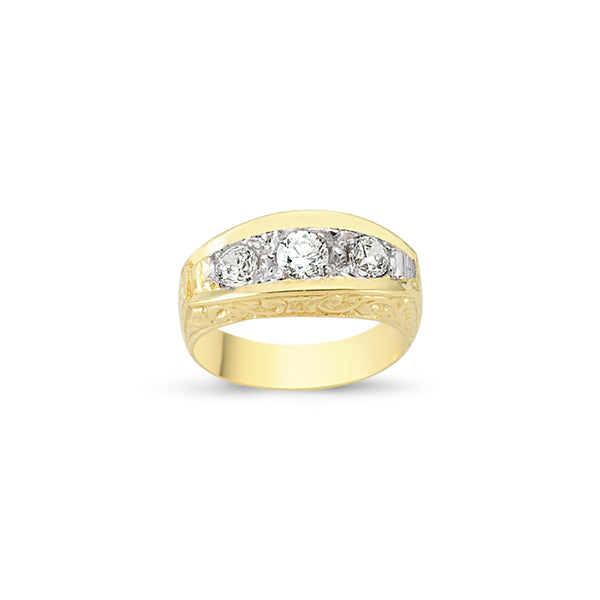 GOLD GENTS RING