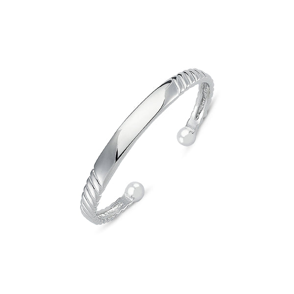 SILVER BABY/KIDS BANGLES