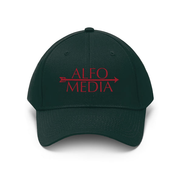 Alfo Media | Main Arrow Twill Hat