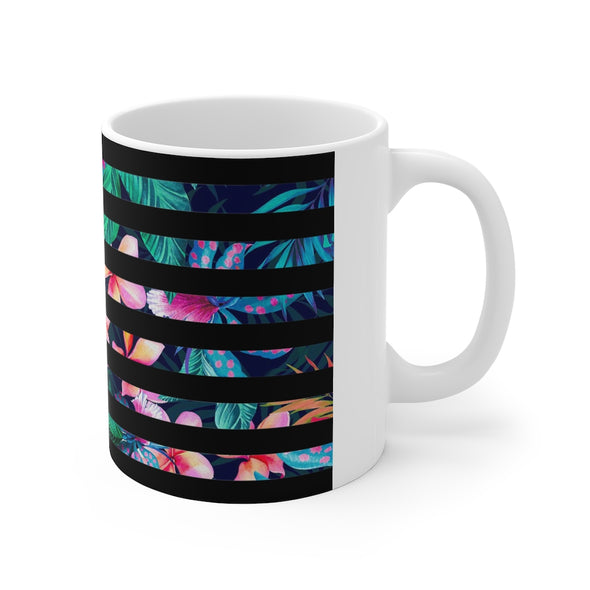 Backyard Scientist | Hawaiian Flag Mug - Black