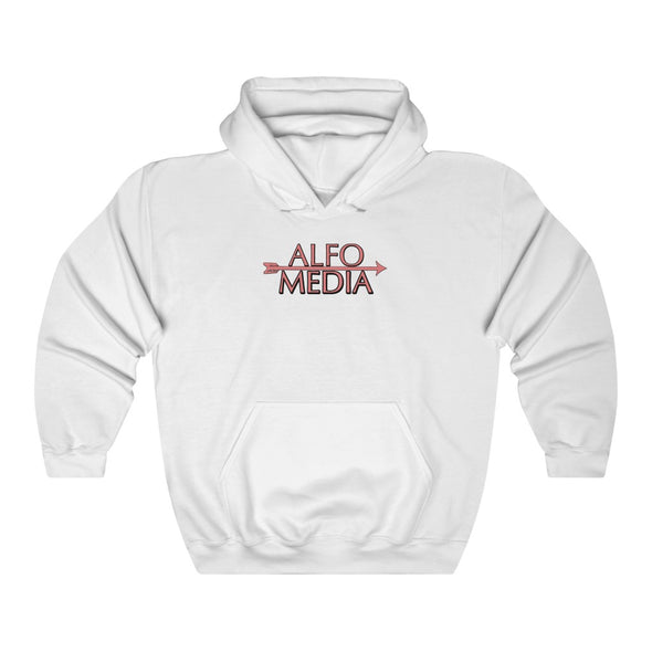 Alfo Media | Main Arrow Hoodie