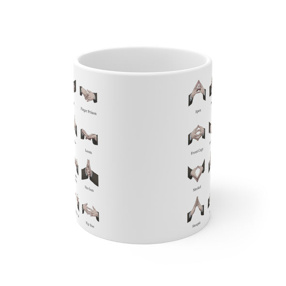 Lindybeige | All Cradles Mug