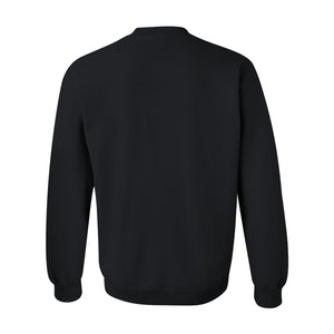 Backyard Scientist Crew Sweatshirt - Black
