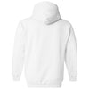 Today I Found Out Hoodie- White - Outloud Merch