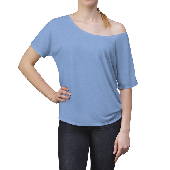 Women's Slouchy top - SAMPLE - Outloud Merch