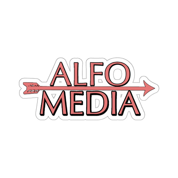 Alfo Media | Main Arrow Sticker