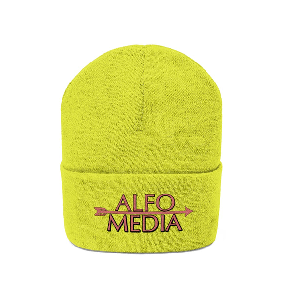 Alfo Media | Main Arrow Beanie