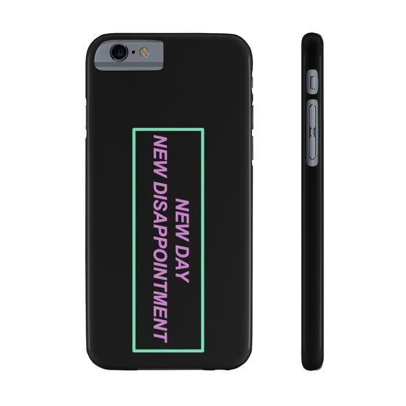 Ready to Glare | New Day Phone Case