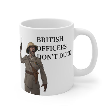 Lindybeige | British Officers Mug