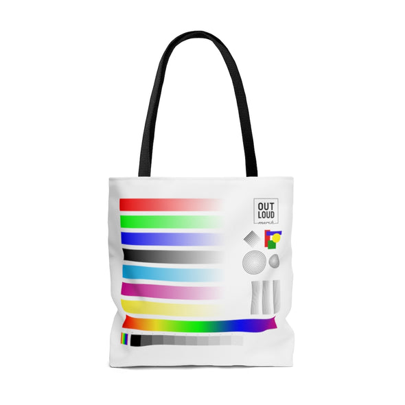 AOP Tote Bag - SAMPLE