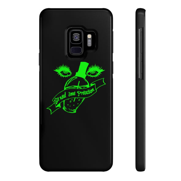 Ready to Glare | Protection Phone Case