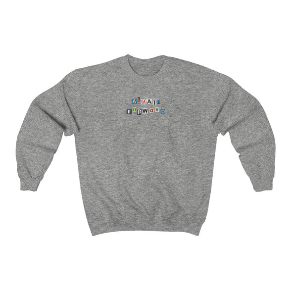 Alfo Media | Ransom Note Crewneck